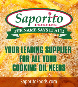 Saporito. Your leading supplier for all your cooking oil needs.