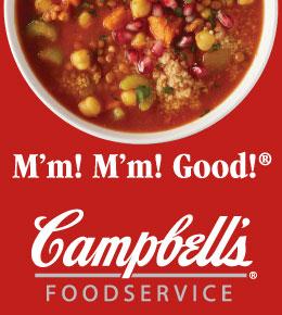 M'm! M'm! Good! Campbell's Soup