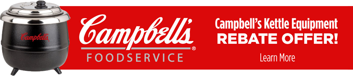 Campbell's Soup Rebate Offer