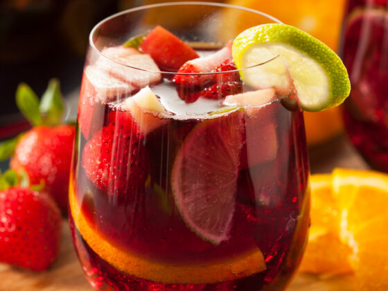 Exotic Fruit Sangria Recipe