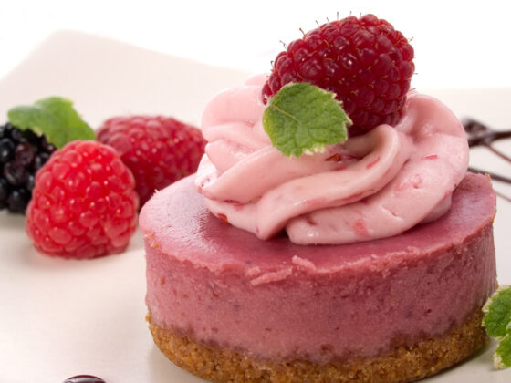 No-Bake Raspberry Cheesecake Recipe