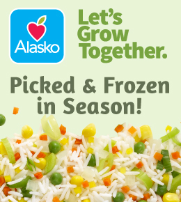 Alasko Frozen Fruits and Vegetables