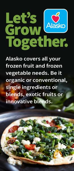 Alasko Frozen Fruits and Vegetables