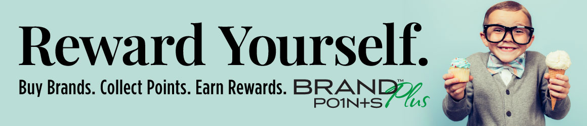 Brand Points Plus - Reward Yourself