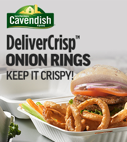 Cavendish DeliverCrisp Onion Rings