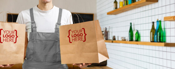 Tweaks to customize your takeout and delivery packaging