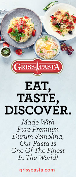 Griss Pasta - Eat, Taste, Discover.