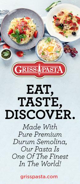 Griss Pasta - Eat, Taste, Discover.