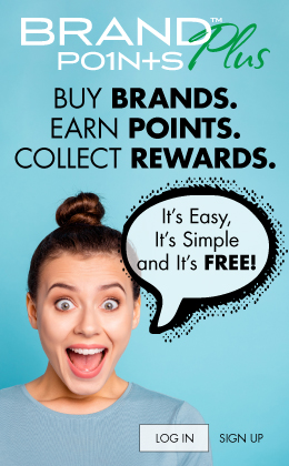 Brand Points PLUS - It's simple, easy and FREE!