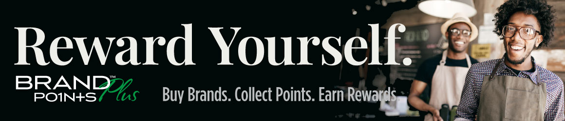 Reward Yourself - Brand Points PLUS