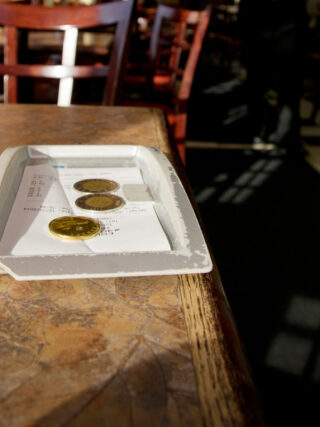 Have restaurants reached the tipping point
