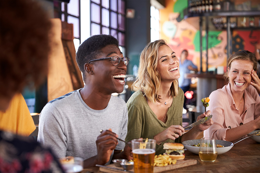 Loyalty programs in restaurants