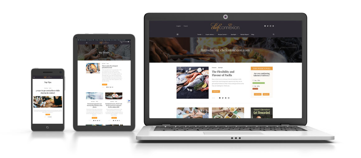 Advertise with Chef Connexion - the leading resource for the Canadian foodservice operator.