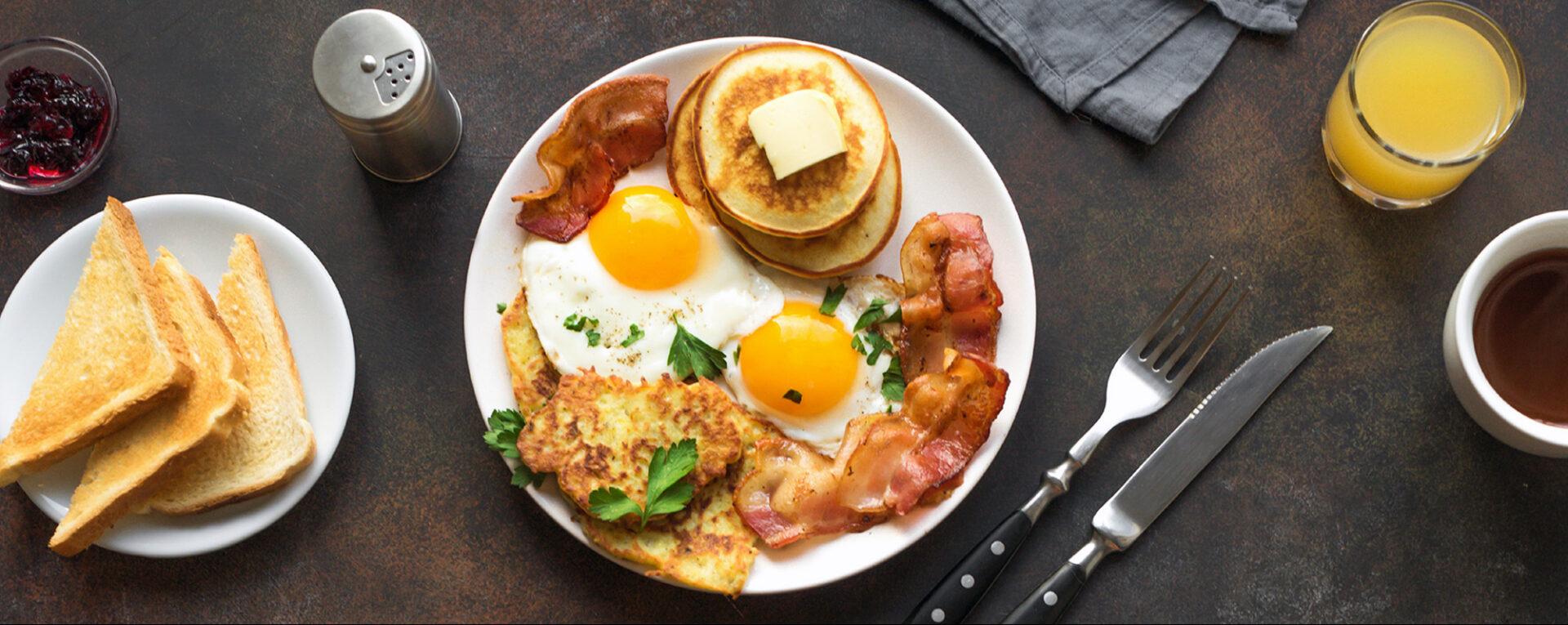 Breakfast Recipes - Chef Connexion