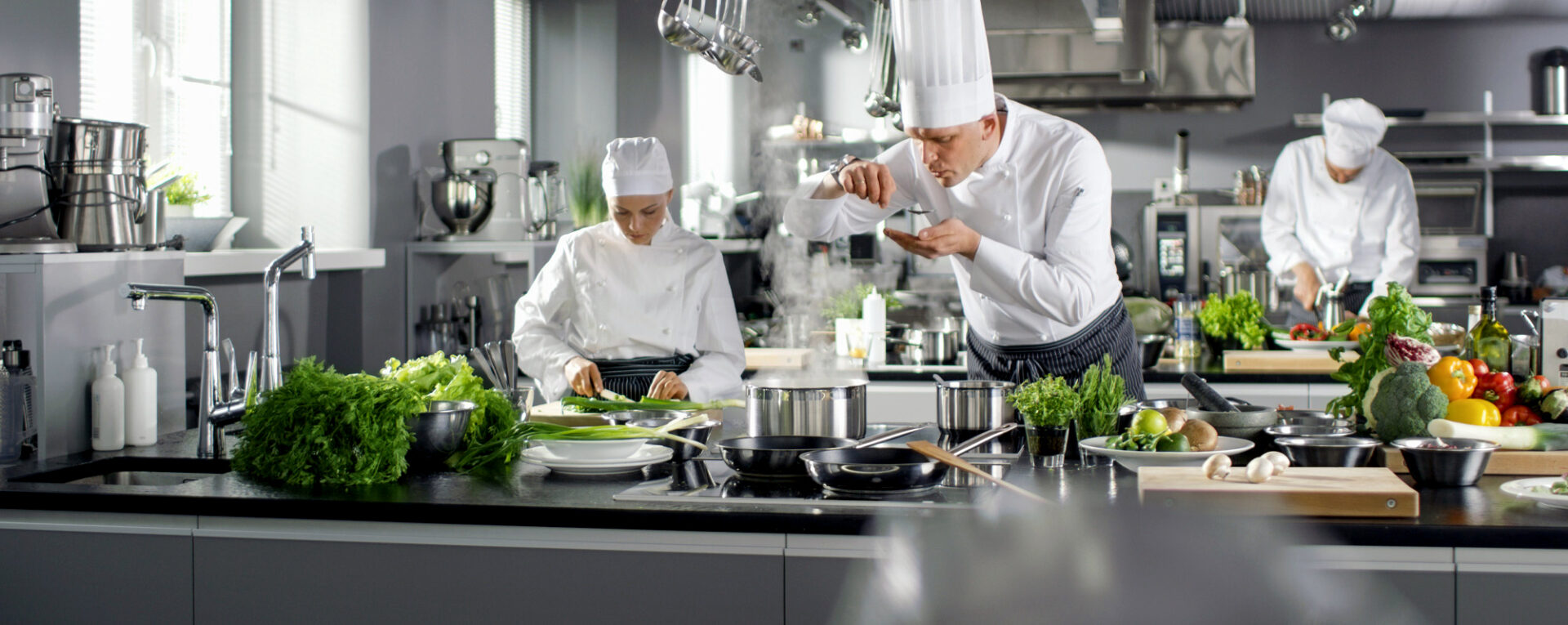 Chef Connexion Customers