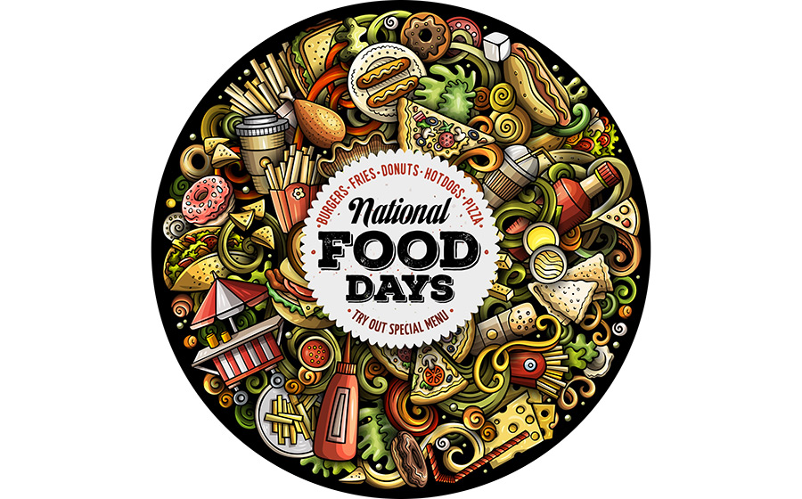 Discover how to leverage National Food Days to entice patrons to visit or order takeout and delivery!