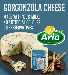 Arla Gorgonzola Cheese