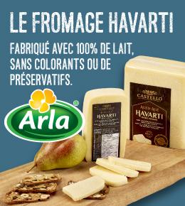 Le Fromage Havarti de Arla