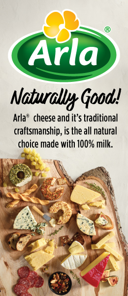 Arla Cheese - Naturally Good!