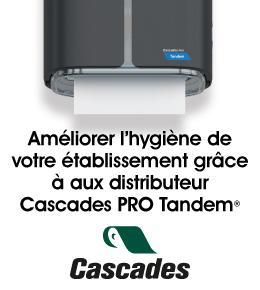 Distributeur Cascades PRO Tandem