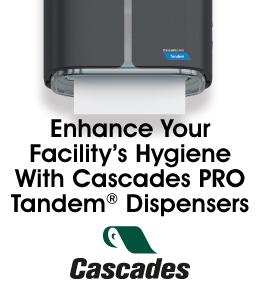 Cascades PRO Tandem Dispensers