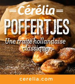 Cerelia Poffertjes - Une Traite Hollandaise Classique