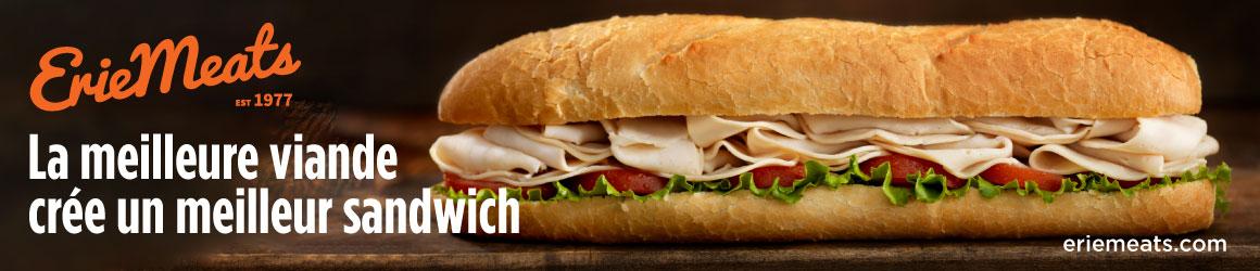 Erie Meats - La meilleure viande crée un meilleur sandwich