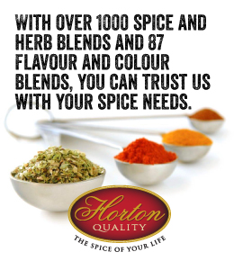 Horton Quality - You Can Trust Us With Your Spice Needs