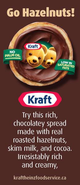 Kraft - Go Hazelnuts!