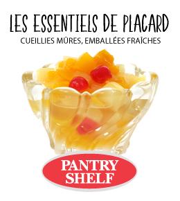 Pantry Shelf - Les Essentiels De Placard