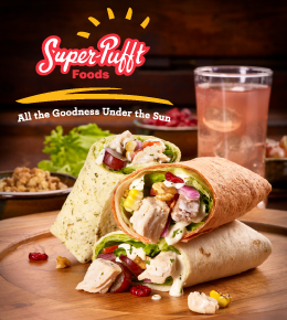 Super Pufft Foods - All the Goodness Under the Sun