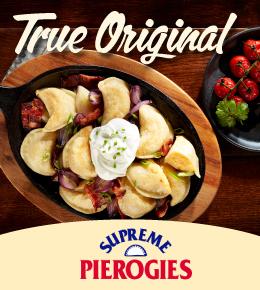 Supreme Pierogies - True Original