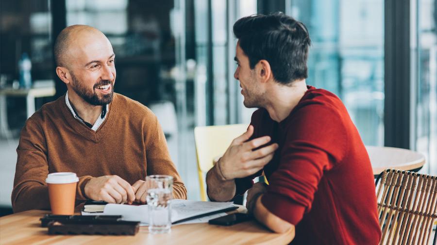 Encourage workplace mental health