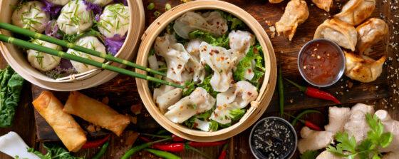 Meet the humble dumpling