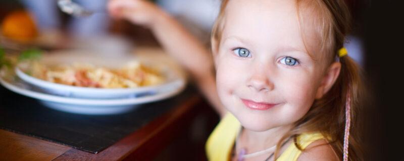 Kid-Friendly Restaurant Menu
