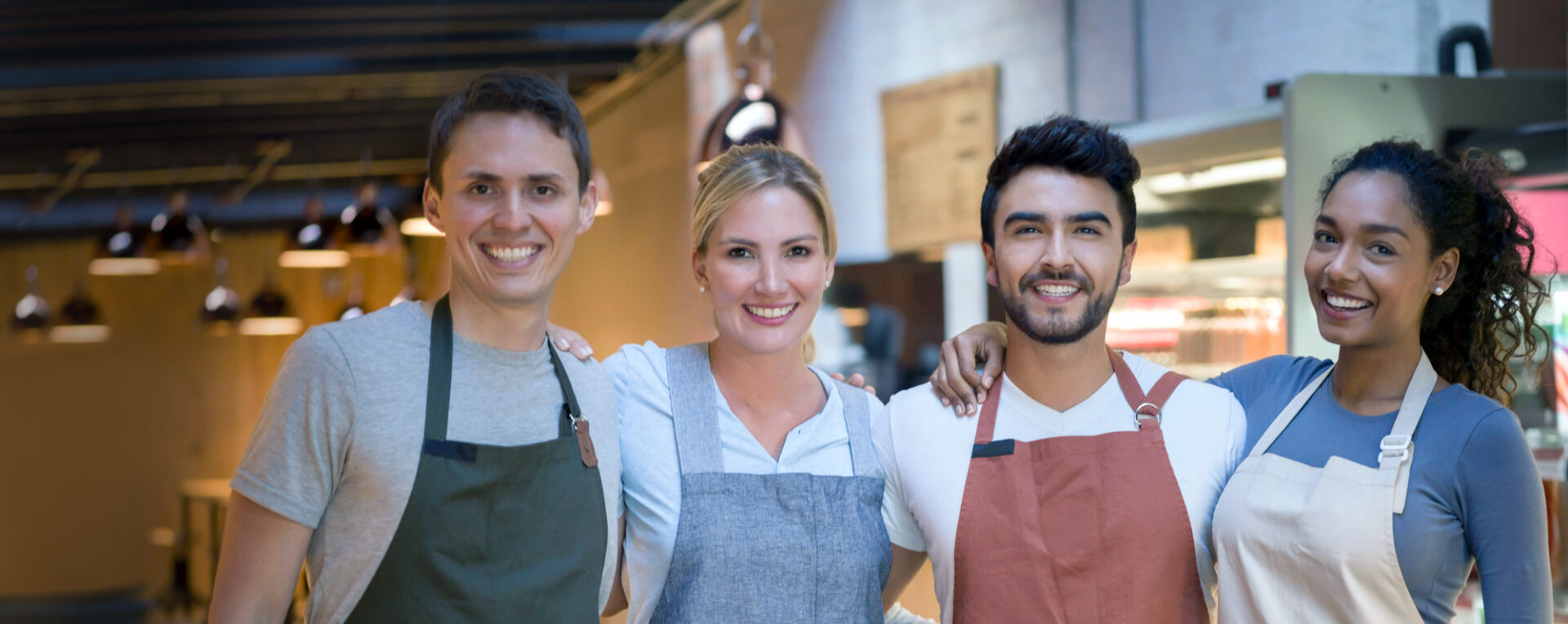Internal marketing restaurant operators