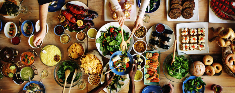 Does restaurant catering have a future