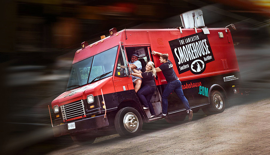 The Lancaster Smokehouse Food Truck
