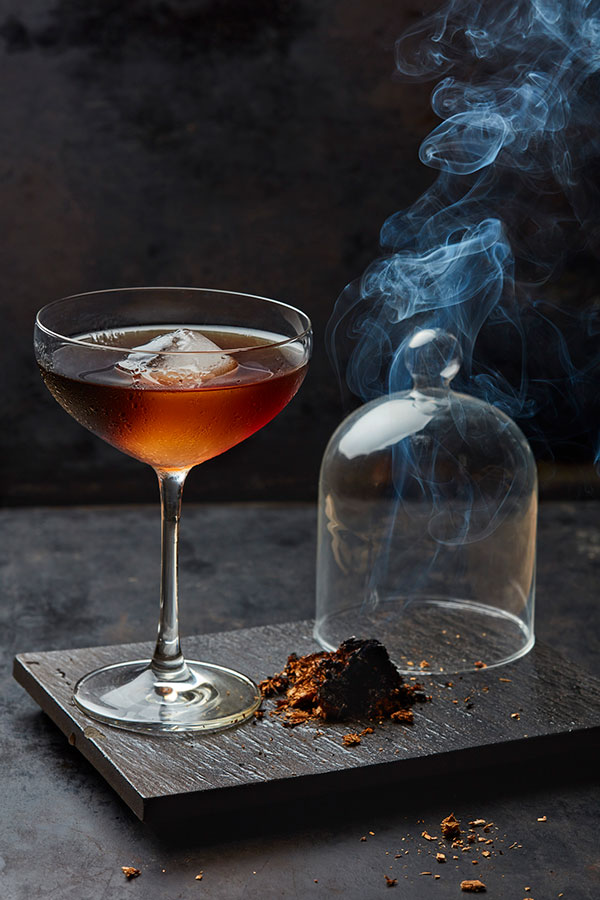 Smoked Drink