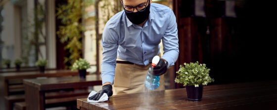 Take steps now to make your restaurant staff feel safe
