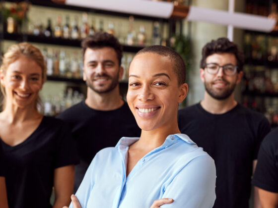 Nurturing a healthy work environment makes for a happy restaurant