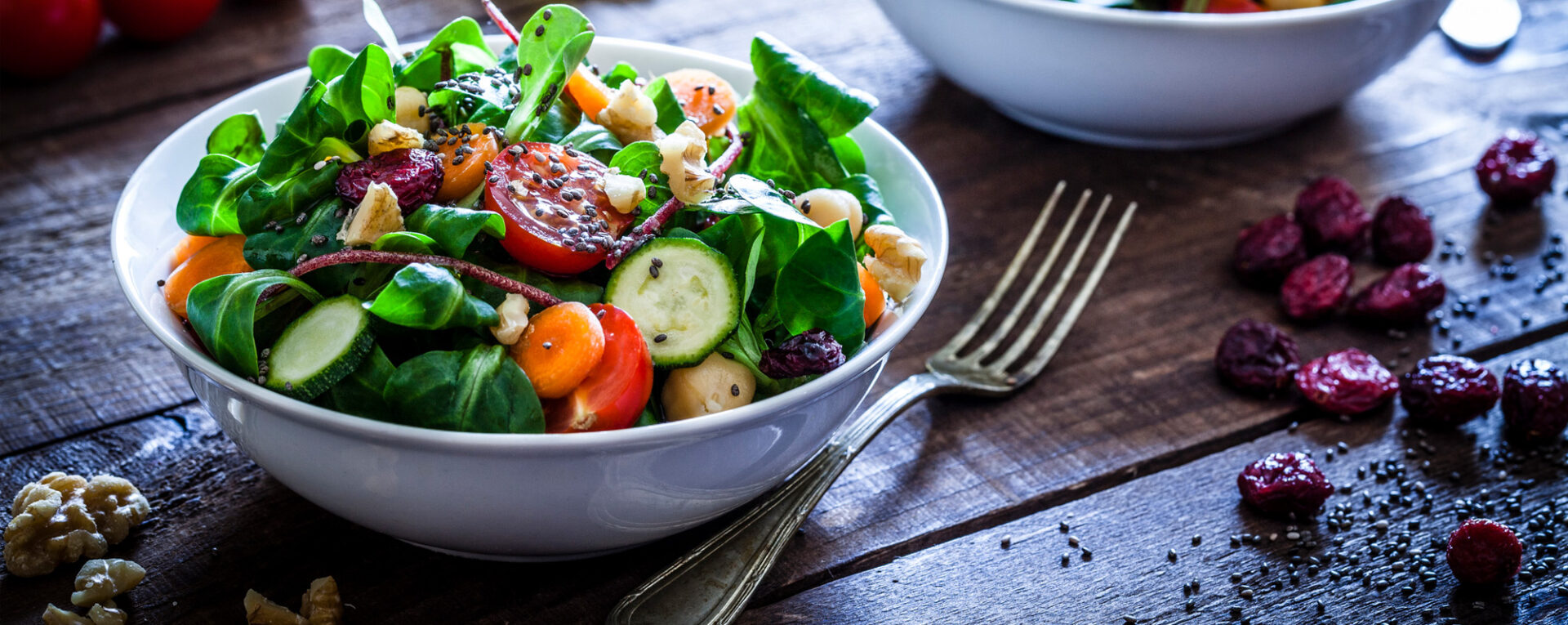 Salads make perfect patio companions for summer dining