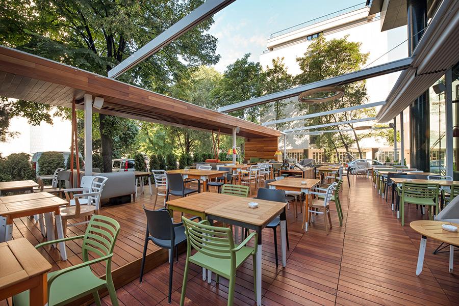 The Perfect All-Weather Patio