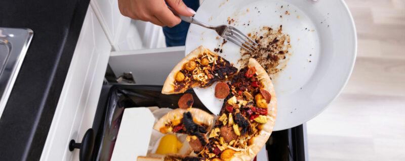 Gaspillage alimentaire dans les restaurants