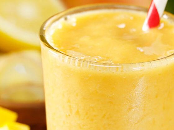 Mango Lassie Recipe