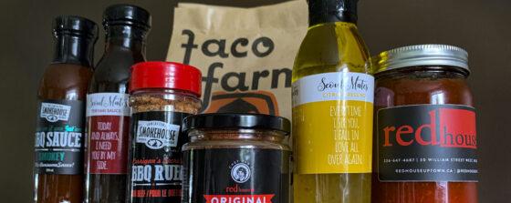 Marketing your own retail brand in restaurant through packaging
