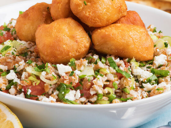 Tabbouleh Salad with Chicken Recipe
