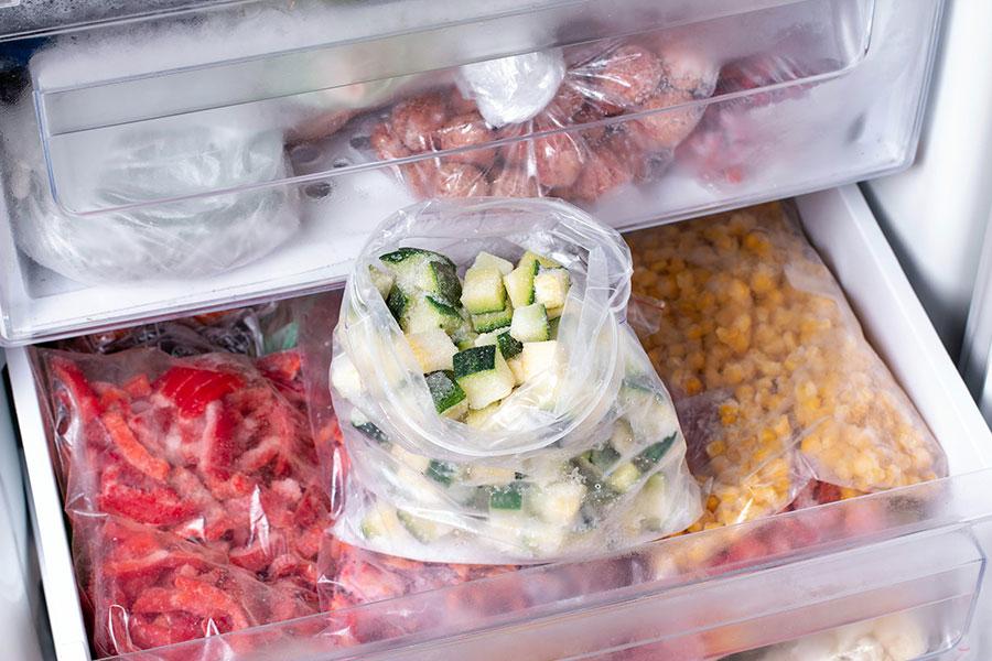 Proper Food Storage Reduces Waste