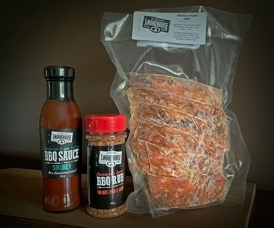 Lancaster Smokehouse Products