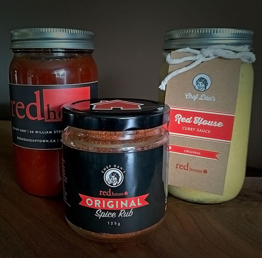 Chef Dan Products